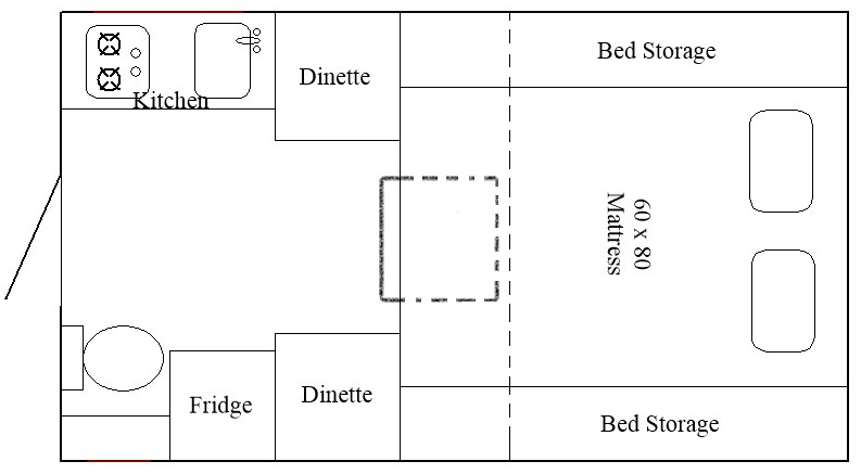 BunduCamp FloorPlan